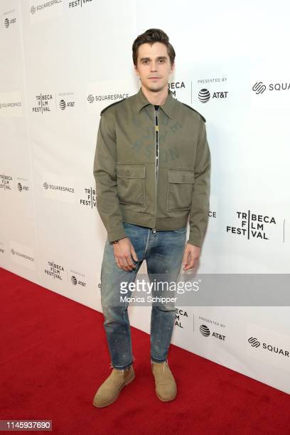 Antoni Porowski attends the World Premiere Of 'GAY CHORUS DEEP SOUTH' Documentary Developed And Produced By Airbnb At The 2019 Tribeca Film Festival...
