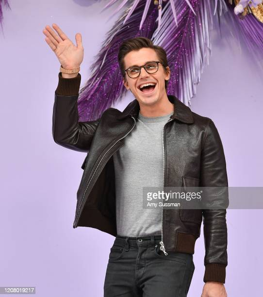 Antoni Porowski speaks onstage during Create & Cultivate Los Angeles at Rolling Greens Los Angeles on February 22, 2020 in Los Angeles, California.
