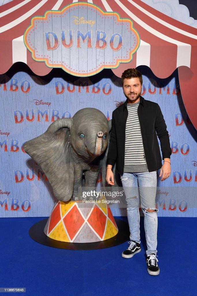 """FRA: """"Dumbo"""" Paris Gala Screening"""