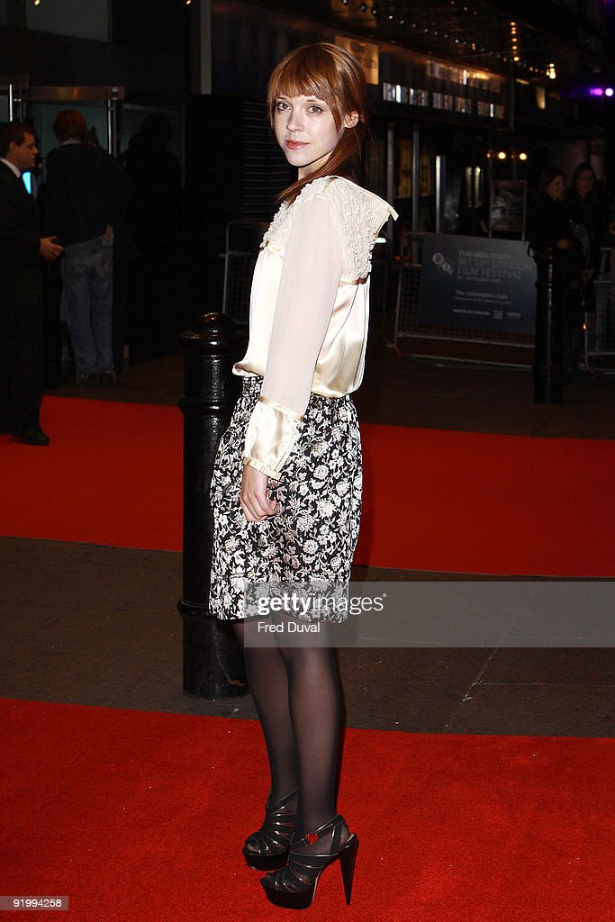 The Times BFI London Film Festival: Bright Star - Screening : News Photo