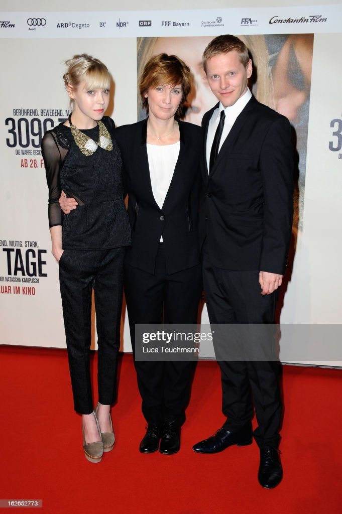 '3096 Tage' World Premiere : News Photo