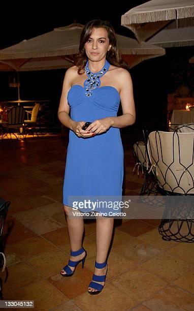 """Antonia De Mita attends chapter 2 of Il Pellicano """"Globetrotters Reunion"""" held at Il Pellicano Hotel on June 12, 2010 in Porto Ercole, Italy."""