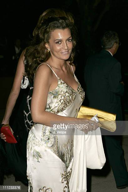 """Antonia De Mita during 2004 Venice Film Festival - Opening Night - """"The Terminal"""" Premiere - After Party at Hotel Excelsior in Venice Lido, Italy."""