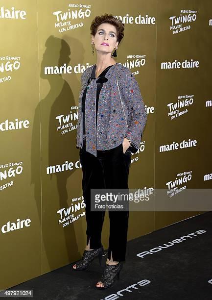 Antonia Dell'Atte attends the 2015 Marie Claire Prix de la Mode at Callao Cinema on November 19 2015 in Madrid Spain
