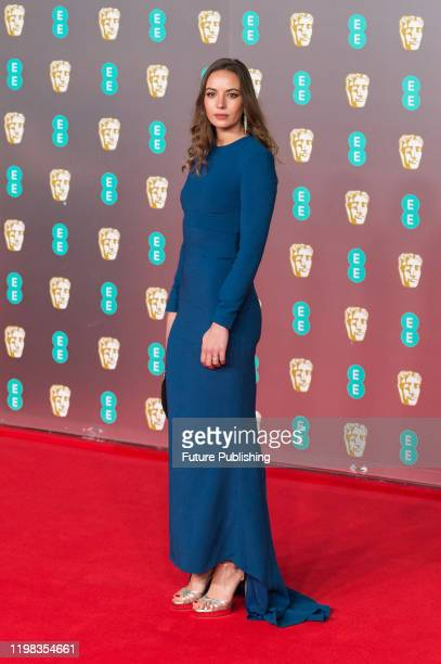 Antonia Desplat attends the EE British Academy Film Awards ceremony at the Royal Albert Hall on 02 February 2020 in London England PHOTOGRAPH BY...