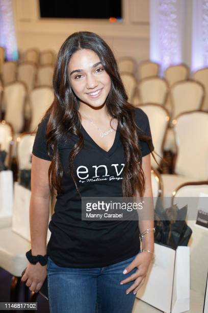 Antonia Gorga attends the Envy By Melissa Gorga Fashion Show on May 03, 2019 in Hawthorne, New Jersey.