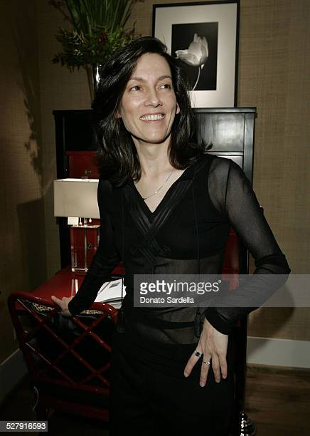 Antonia Hutt during Williams Sonoma Home Celebrates the Opening of the First Williams Sonoma Home Store at Williams Sonoma in West Hollywood,...