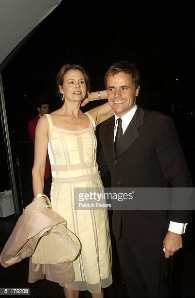 Antonia Kidman and husband Angus Hawley at a gala dinner event to celebrate the 70th Anniversary of Australian magazine icon 'The Australian Women's...