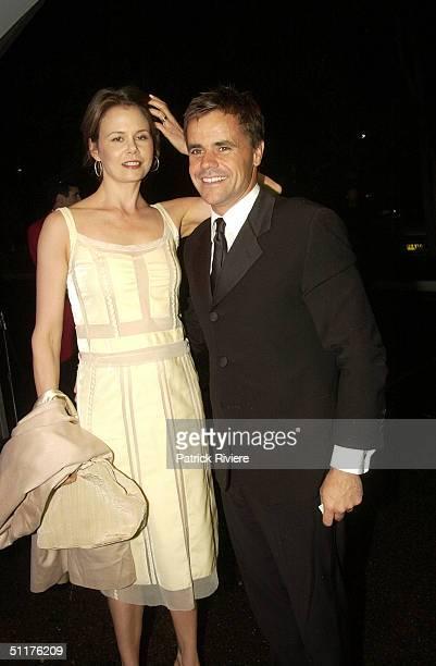 Antonia Kidman and husband Angus Hawley at a gala dinner event to celebrate the 70th Anniversary of Australian magazine icon 'The Australian Women's...