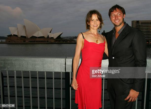 Antonia Kidman and Ian Thorpe attends the 2009 MCN Upfront party, celebrating upcoming programming available on FOXTEL via the Multi Channel Network...