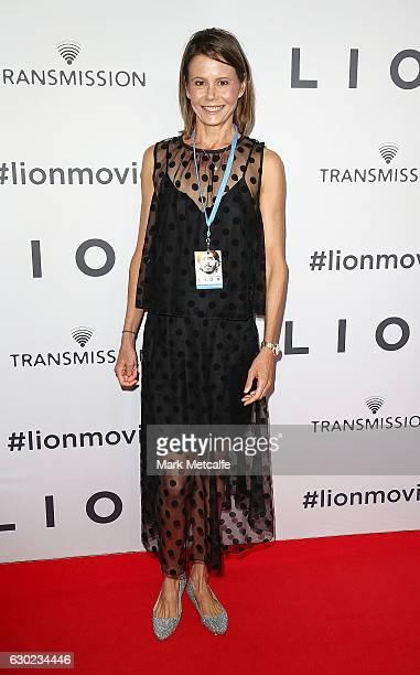 Antonia Kidman arrives ahead of the Australian premiere of LION at State Theatre on December 19 2016 in Sydney Australia