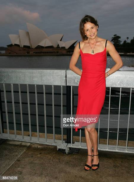 Antonia Kidman attends the 2009 MCN Upfront party celebrating upcoming programming available on FOXTEL via the Multi Channel Network at the Overseas...
