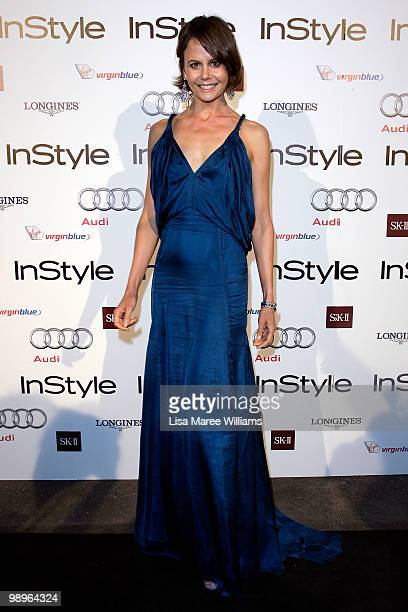 Antonia Kidman attends the InStyle and Audi Women of Style Awards at Australian Technology Park on May 11 2010 in Sydney Australia