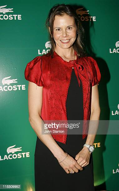 Antonia Kidman during Lacoste Spring/Summer 2006 Collection at Doltone House in Sydney NSW Australia