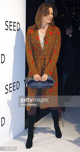 Antonia Kidman during 'Seed' Launch Arrivals August 15 2006 at Argle St The Rocks in Sydney NSW Australia