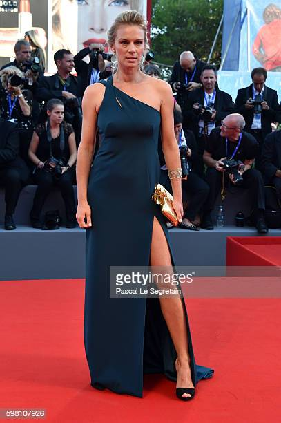 Antonia Liskova attends the opening ceremony and premiere of 'La La Land' during the 73rd Venice Film Festival at Sala Grande on August 31 2016 in...
