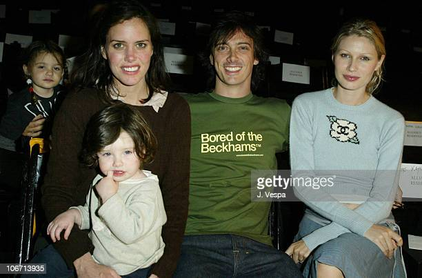 Antonia Steinberg Ione Skye and daughter Kate Donovan Leitch and Kirtsy Hume