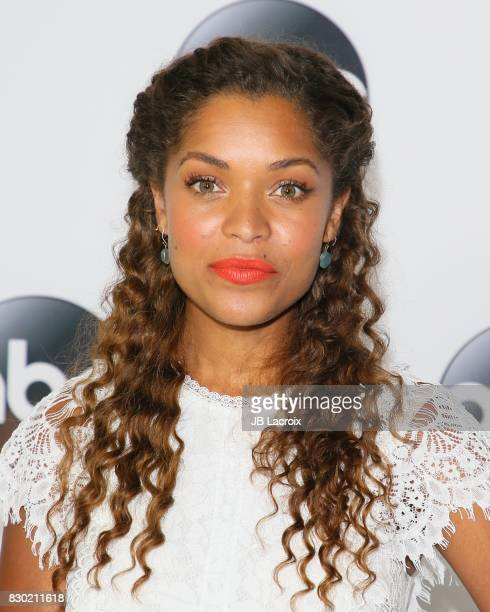 Antonia Thomas attends the 2017 Summer TCA Tour Disney ABC Television Group at The Beverly Hilton Hotel on August 6 2017 in Beverly Hills California