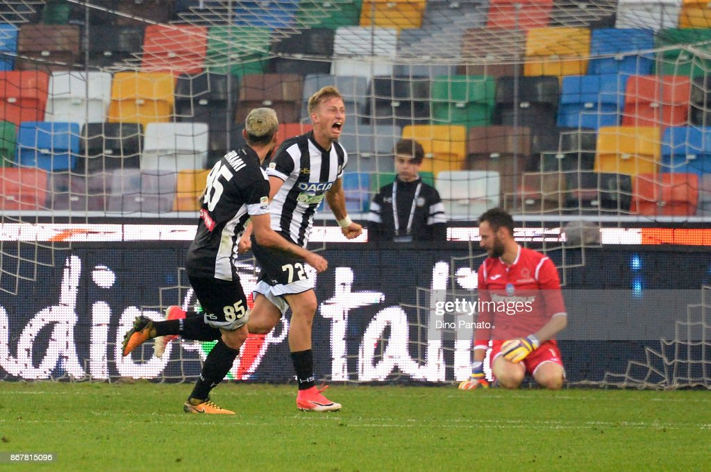 Udinese Calcio v Atalanta BC - Serie A : Foto di attualità