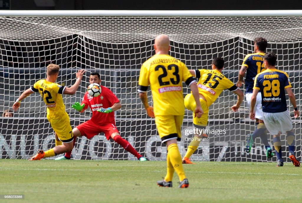 Hellas Verona FC v Udinese Calcio - Serie A : News Photo