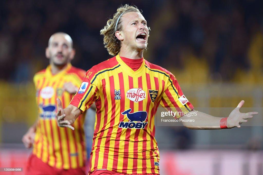 US Lecce v Torino FC - Serie A : News Photo