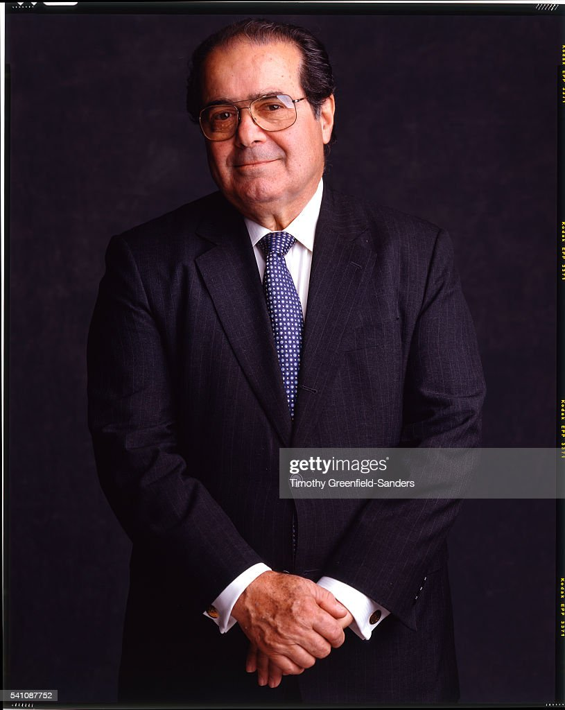 Antonin Scalia