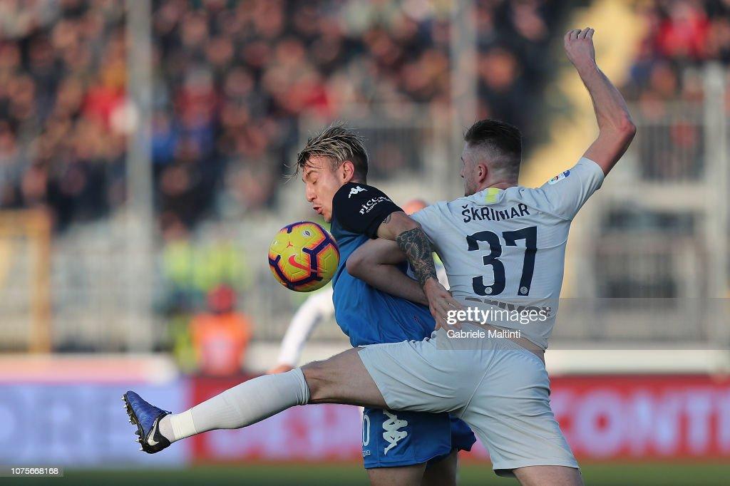Empoli v FC Internazionale - Serie A : News Photo