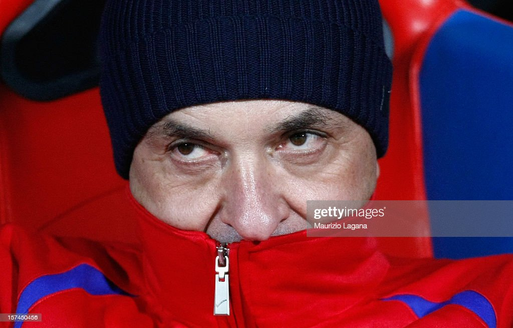 Calcio Catania v AC Milan - Serie A : News Photo
