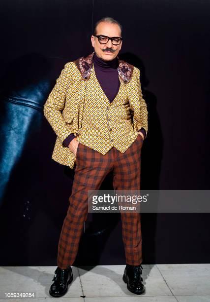 Antonio Abella attends 'Tu Hijo' premiere at the Capitol cinema on November 8 2018 in Madrid Spain