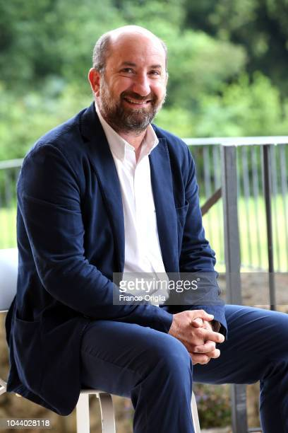Antonio Albanese attends 'I Topi' Photocall at Casa del Cinema on October 1, 2018 in Rome, Italy.
