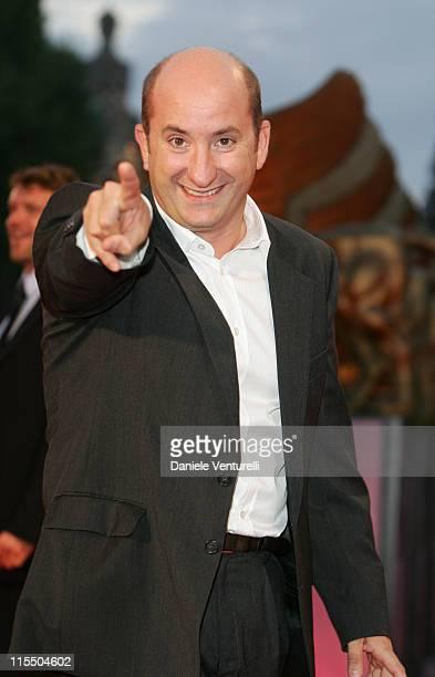 """Antonio Albanese during 2005 Venice Film Festival - """"La Seconda Notte Di Nozze"""" Premiere - Arrivals in Venice, Italy."""