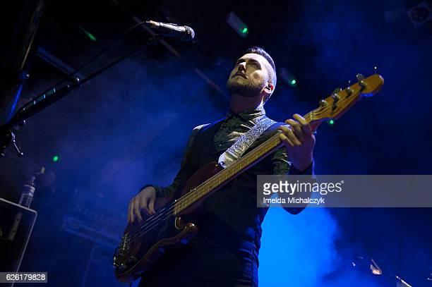 Antonio Angotti of Tax The Heat performs at KOKO on November 27 2016 in London England