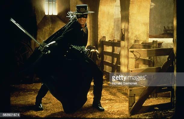 Antonio Banderas alias Zorro