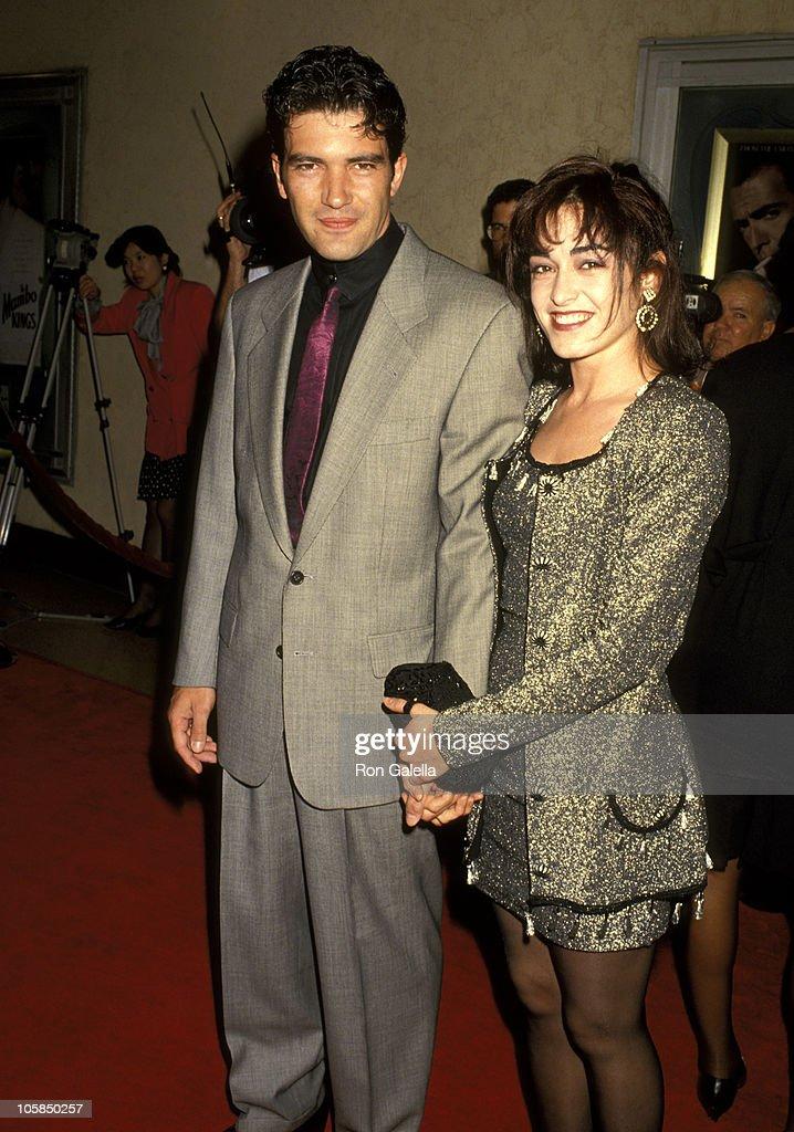 """Mambo Kings"" Los Angeles Premiere - February 26, 1992 : News Photo"