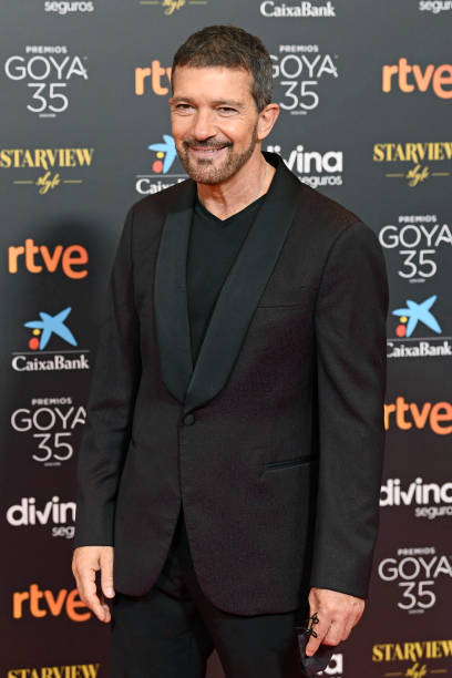 ESP: Goya Cinema Awards 2021 - Red Carpet