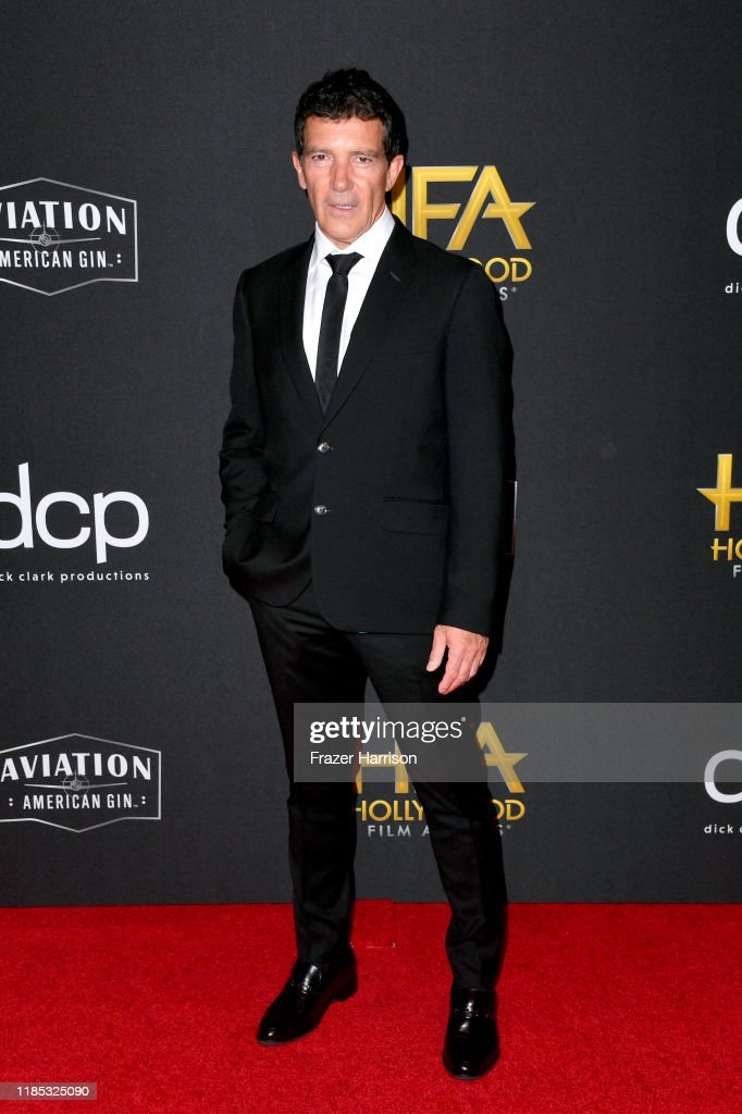 23rd Annual Hollywood Film Awards - Arrivals : Foto jornalística