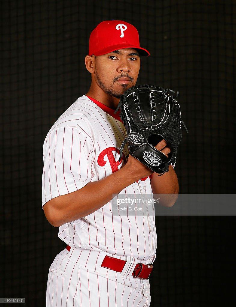 Philadelphia Phillies Photo Day : Fotografia de notícias