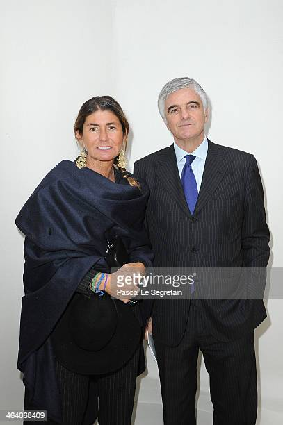 Antonio Belloni attend the Christian Dior show as part of Paris Fashion Week Haute Couture Spring/Summer 2014 on January 20 2014 in Paris France