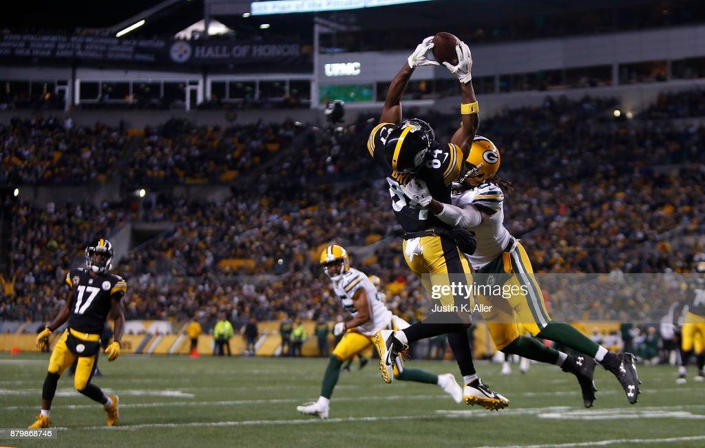 Green Bay Packers v Pittsburgh Steelers : News Photo