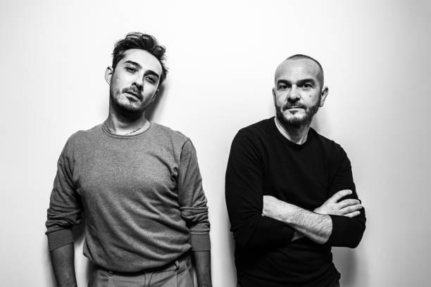 ESP: Juan Carlos Fernández And Antonio Burillo Portrait Session