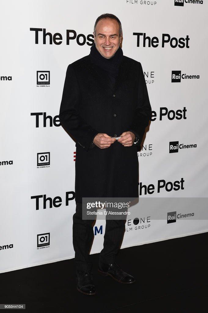The Post Red Carpet In Milan