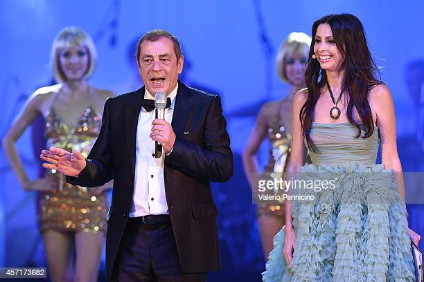 Antonio Caliendo attends during the Golden Foot Award 2014 ceremony at Sporting Club on October 13 2014 in MonteCarlo Monaco