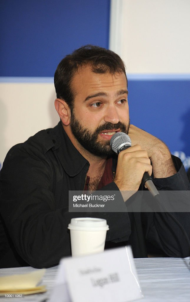 Antonio Campos attends the James Franco Press Conference at the American Pavillion during the 63rd Annual Cannes Film Festival on May 20, 2010 in Cannes, France.