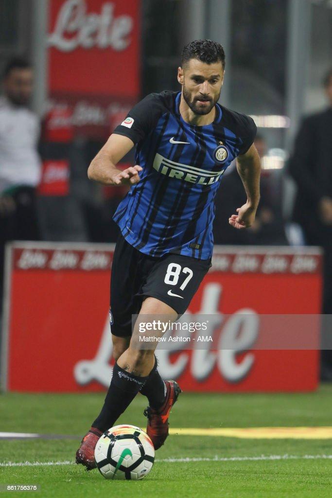 FC Internazionale v AC Milan - Serie A : News Photo