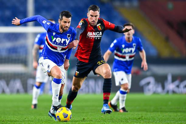 ITA: Genoa CFC  v UC Sampdoria - Serie A