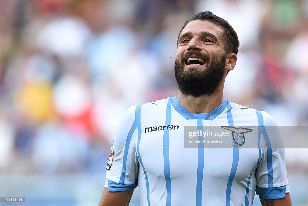 Genoa CFC v SS Lazio - Serie A : News Photo