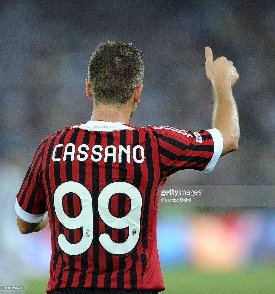 FC Internazionale Milano, FC Juventus, AC Milan - TIM Preseason Tournament : News Photo