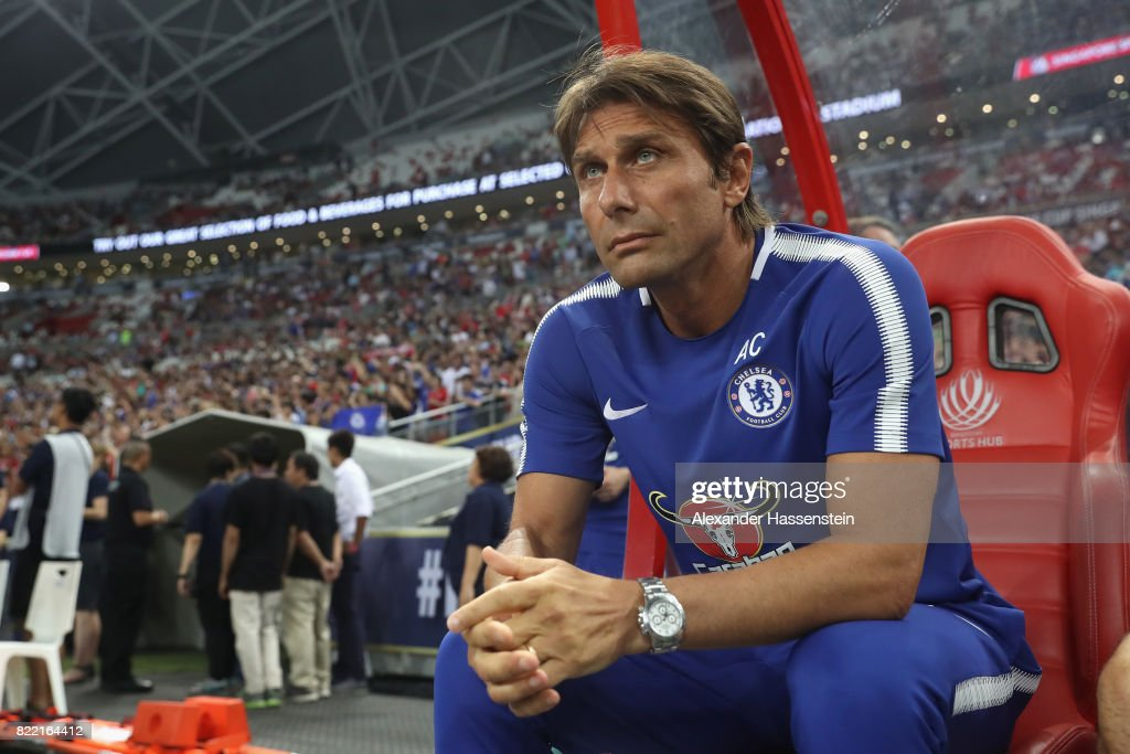 Bayern Muenchen v Chelsea FC - International Champions Cup : News Photo