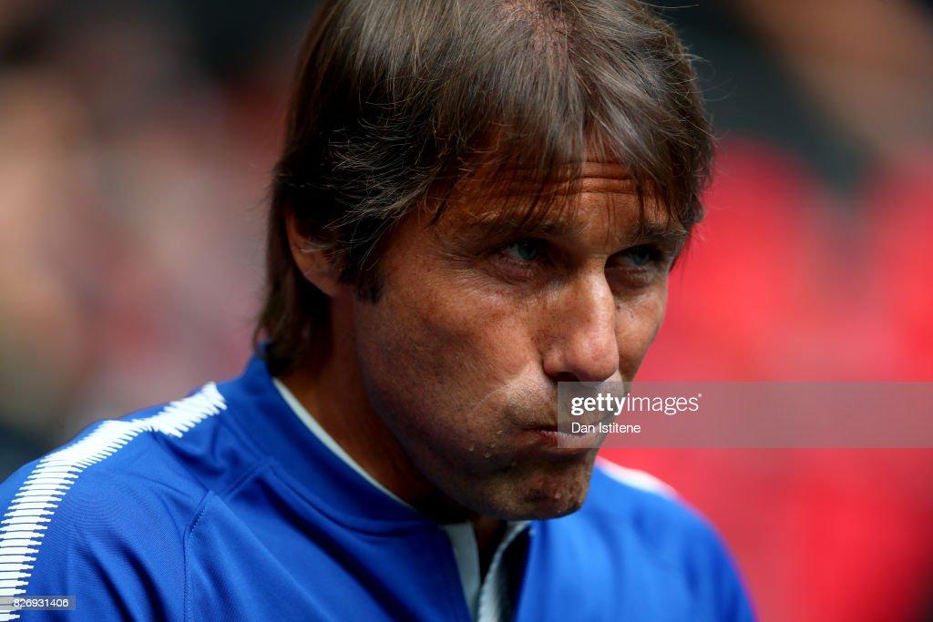 Chelsea v Arsenal - The FA Community Shield : News Photo