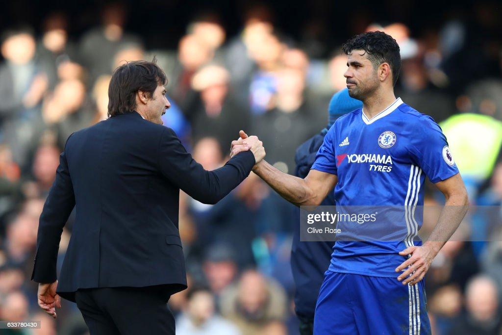 Chelsea v Arsenal - Premier League : Fotografía de noticias